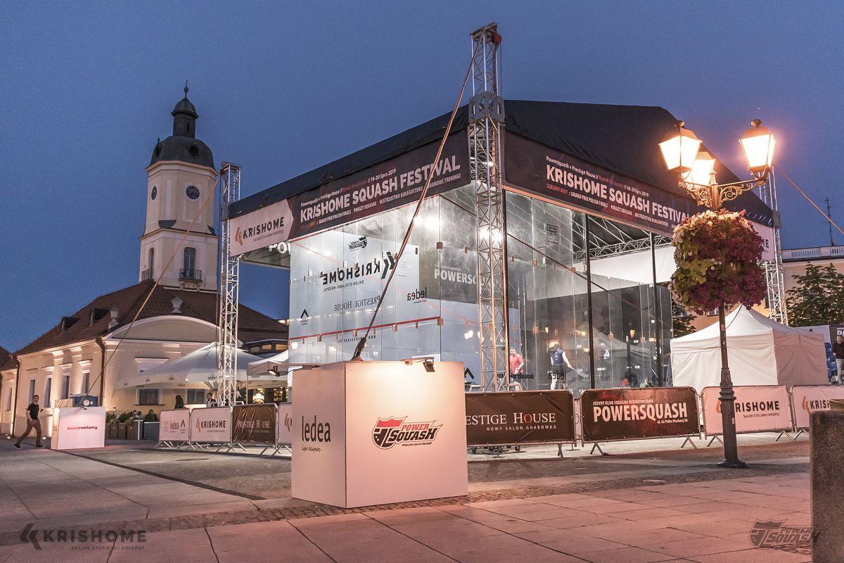 W Białymstoku zakończył się Krishome Squash Festival 2019