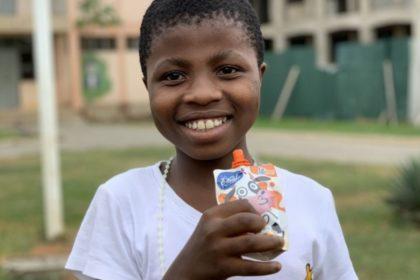 Kup w Rossmannie Czekotubkę i pomóż zbudować szkołę w Ghanie