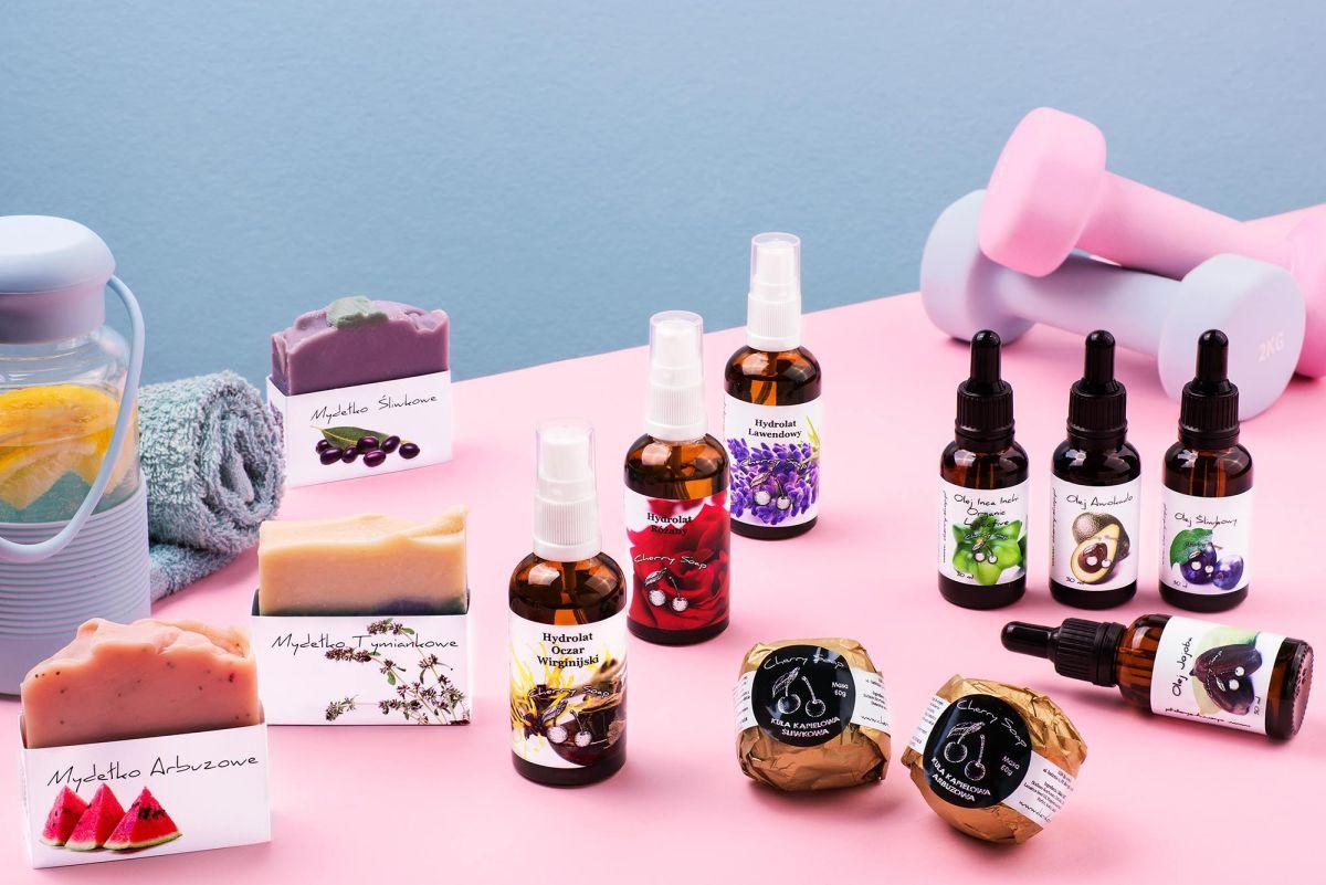 Domowe spa dla skóry wrażliwej i atopowej? Poznaj kosmetyki Cherry Soap!
