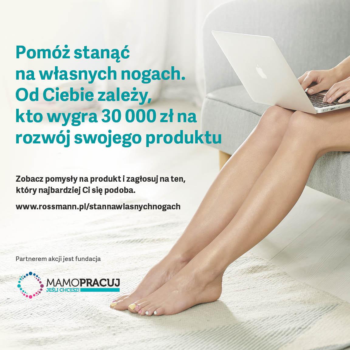 Ty też możesz wesprzeć kobiecy biznes. Wystarczy kliknąć