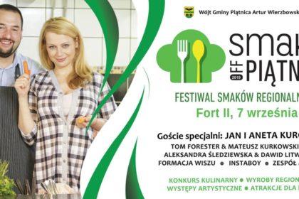 Smakoff Piątnica - Festiwal Smaków Regionalnych