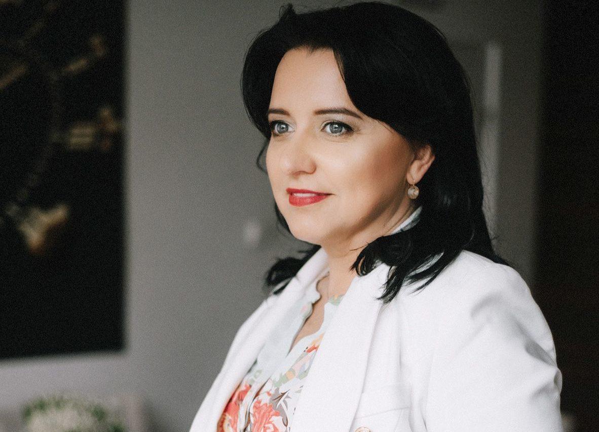 """""""Żeby być w życiu Kimś, trzeba być Sobą"""" Edyta Haraburda"""