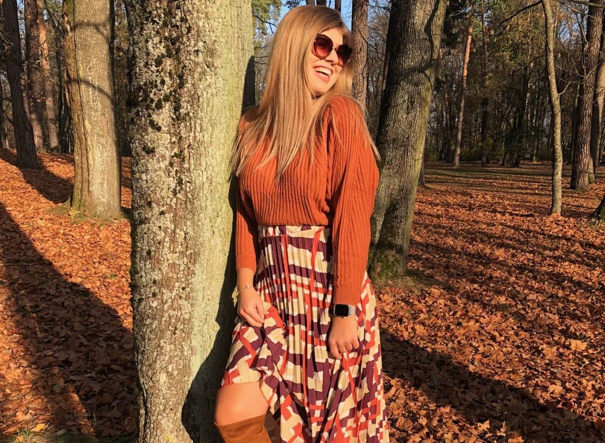 Jesień sprawia, że każda z nas odnajduje w modzie coś dla siebie