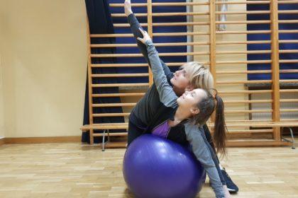 We dwoje raźniej  - aktywność  fizyczna w parach