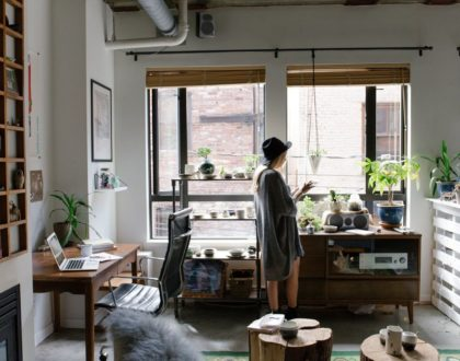 Organizacja pracy zdalnej w domu