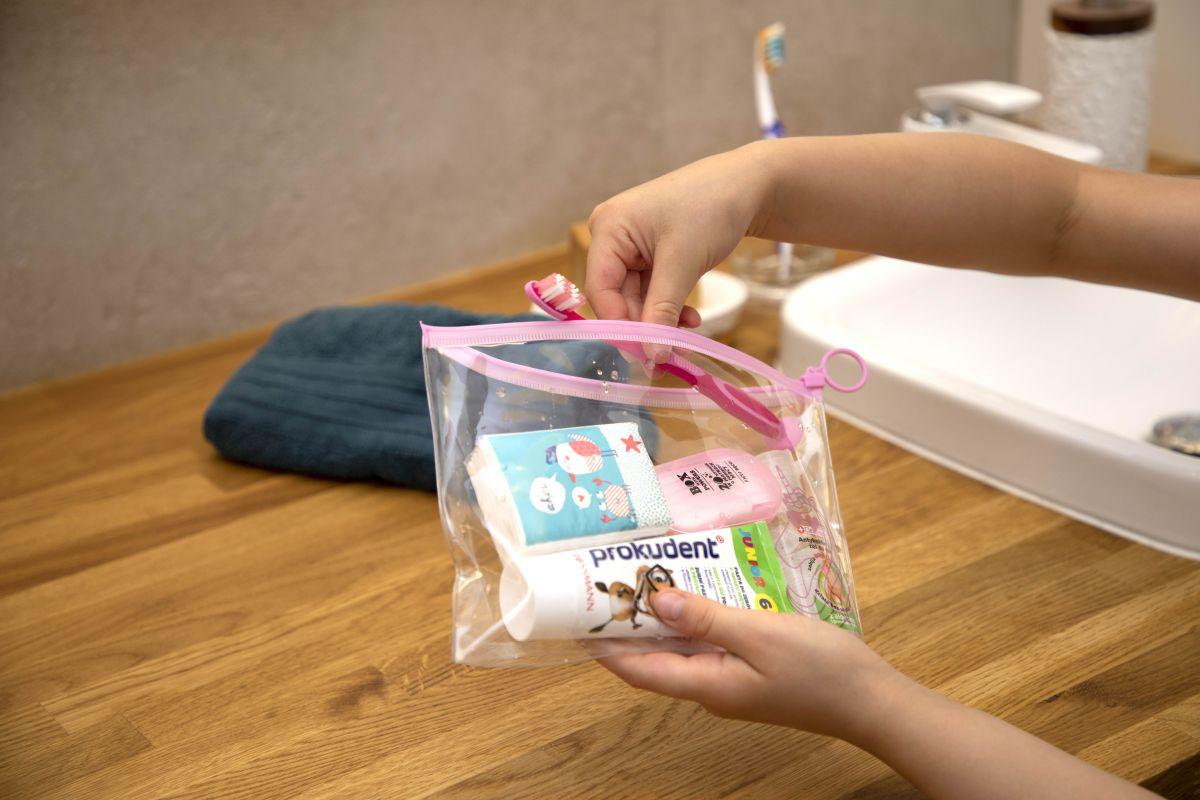 Rossmann przygotował specjalne zestawy - Niezbędnik higieniczny dla Twojego dziecka