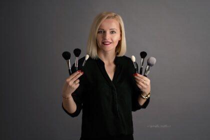 Jesienne trendy w makijażu