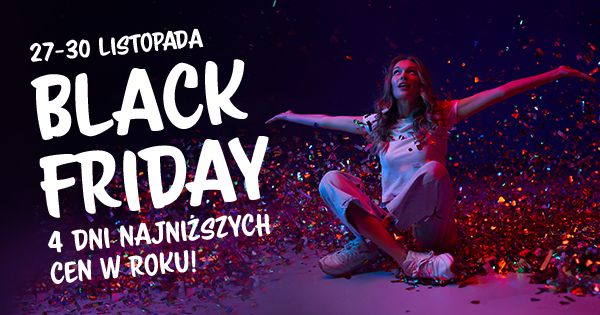 Black Friday w Rossmannie. Promocje aż do 75%
