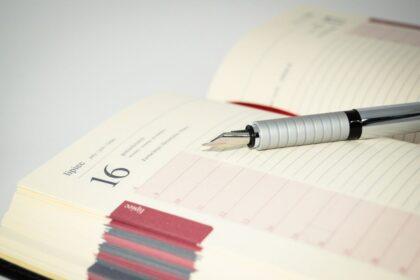 Poszukiwanie sensu w planowaniu... z kalendarzem w ręku