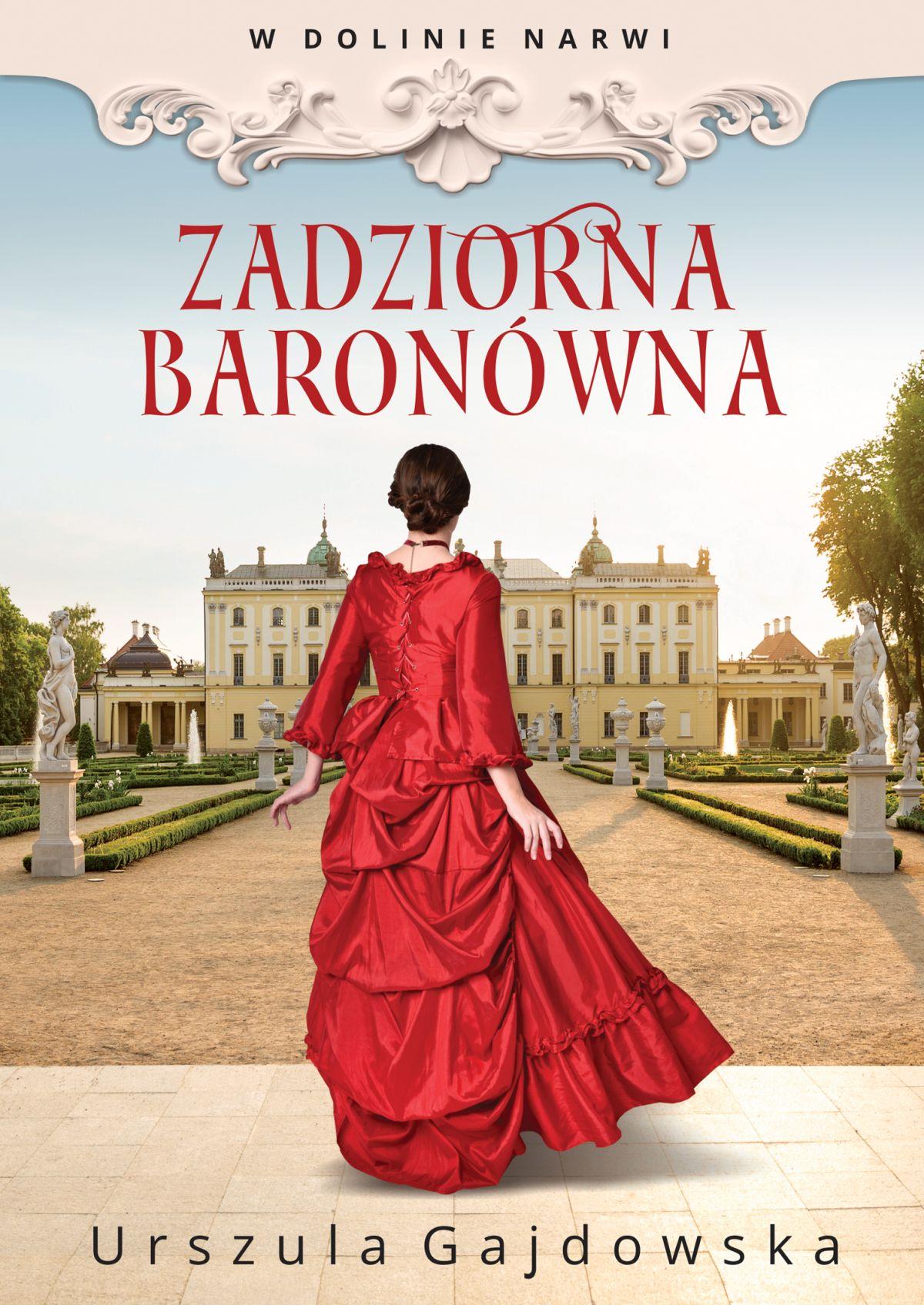 """""""Kiedy zaczynam pisać, zaczynam konstruować otoczenie"""" Urszula Gajdowska, autorka cyklu """"W dolinie Narwi"""""""