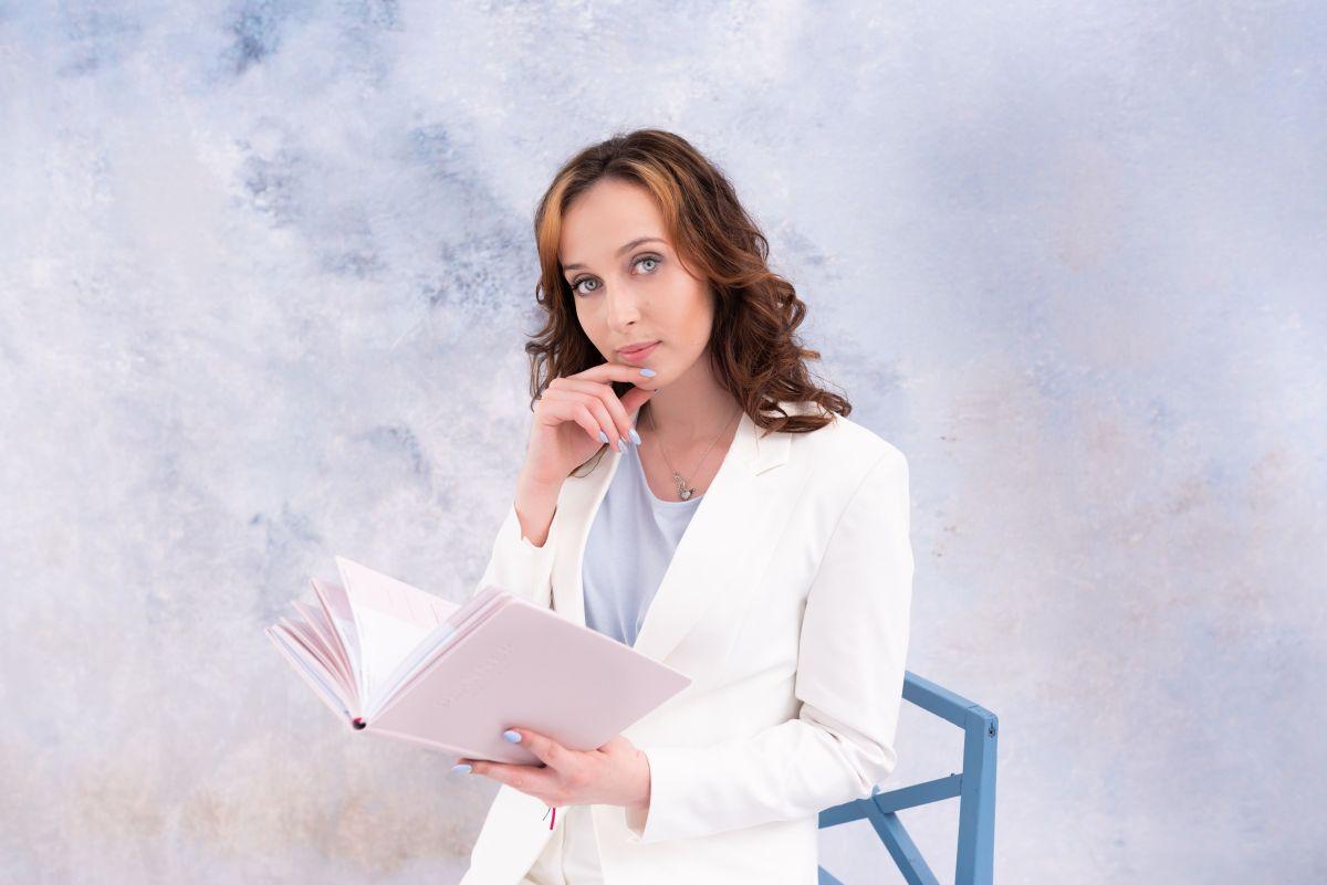 """""""Kocham to robić i daje mi to spełnienie, a to jest w życiu bardzo ważne"""" – Dominika Nadzieja Hołdakowska"""