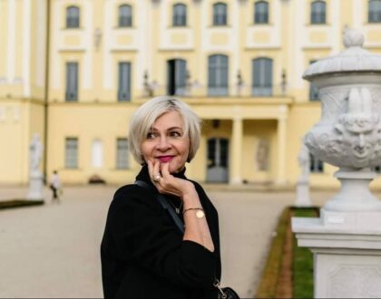 """""""Styl, to nasza wizytówka, to coś, co nas określa, wyróżnia z tłumu oraz utożsamia osobowość"""" Anna Szyszko - Projekt Styl"""