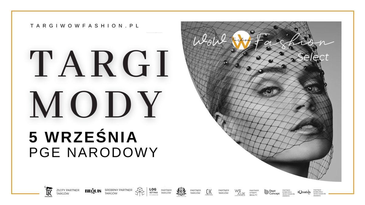 WOW Fashion SELECT już 5 września na PGE Narodowym!